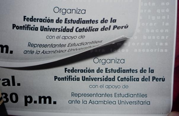 organiza: FEPUC 2005 (Vanguardia) con el apoyo de la REA